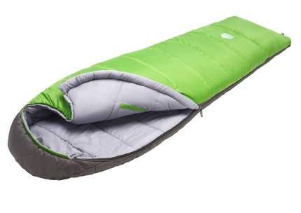 Спальный мешок Trek Planet Comfy зеленый, правый