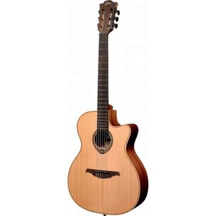 Электроакустическая гитара шестиструнная LAG TN170ASCE