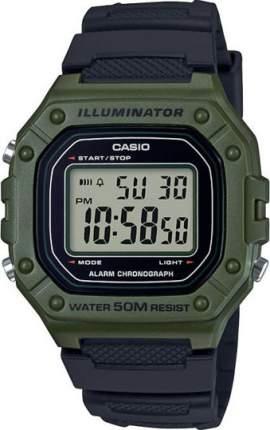 Наручные часы электронные мужские Casio Collection W-218H-3A