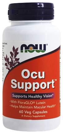 Витаминный комплекс для зрения NOW Ocu Support 60 капсул