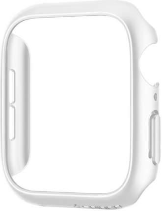 Чехол Spigen Thin Fit (062CS24475) для Apple Watch Series 4 44 mm (White)