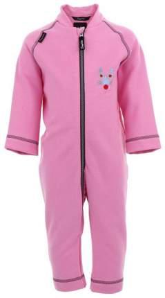 Комбинезон детский повседневный Lappi Kids 1010 р.68 Розовый
