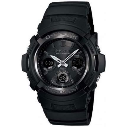 Спортивные наручные часы Casio G-Shock AWG-M100B-1A