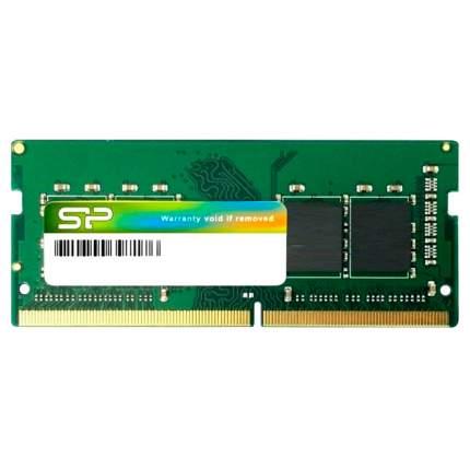 Оперативная память Silicon Power 4GB 2400МГц DDR4 CL17 SODIMM 512Mx16 SR