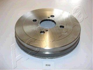 Тормозной барабан ASHIKA 56-02-206