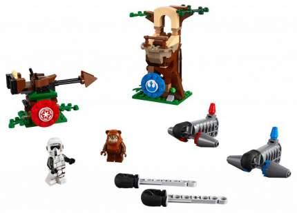 Конструктор LEGO Star Wars Нападение на планету Эндор