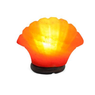 Соляная лампа Ракушка с диммером