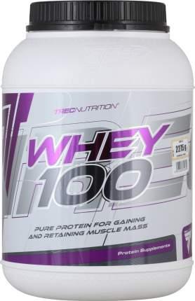 Протеин Trec Nutrition Whey 100 2275 г Vanilla