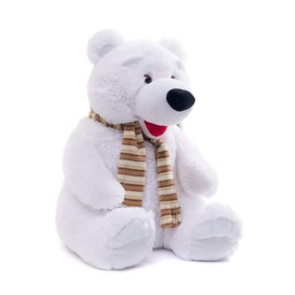 Мягкая игрушка Мишка в шарфе 50 см Нижегородская игрушка См-385-5