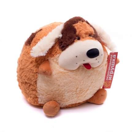 Мягкая игрушка Собака круглая 35 см Нижегородская игрушка См-712-5