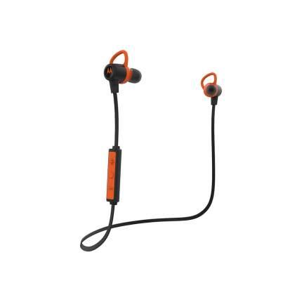 Наушники беспроводные Motorola VERVE LOOP+ Black/Orange