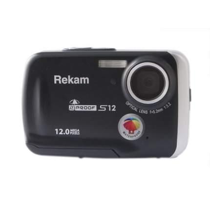 Фотоаппарат цифровой компактный Rekam XProof S12