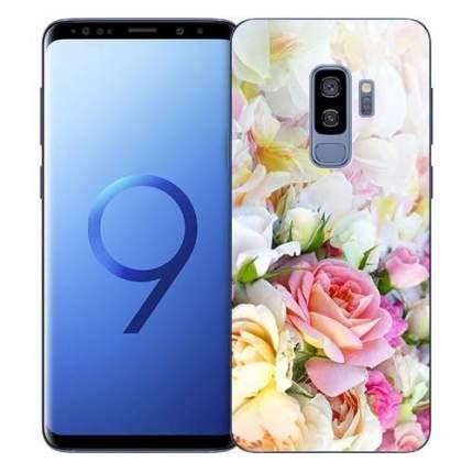 Чехол Gosso Cases для Samsung Galaxy S9 Plus «Нежные розы»