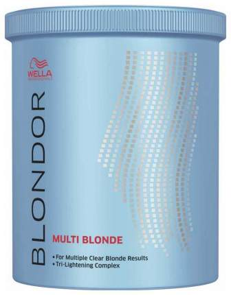 Осветлитель для волос Wella Blondor Multi Blonde Powder 800 г