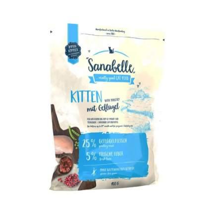 Сухой корм для котят Bosch Sanabelle Kitten, домашняя птица, 0,4кг