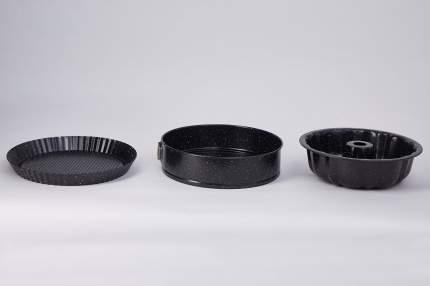 Набор форм для запекания WALMER Black Marble