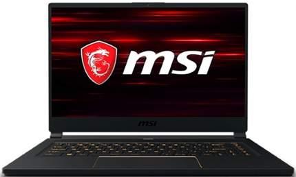 Ноутбук игровой MSI GS65 9SF-643RU
