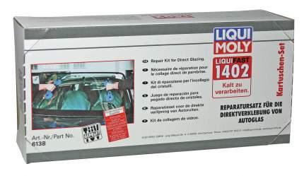 Набор для вклейки стекол (среднемодульный) LIQUI MOLY Liquifast 1402