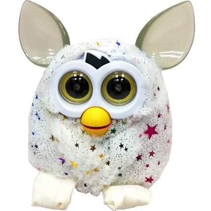 Интерактивная игрушка Ферби Furby Пикси со звездами 16 см белый