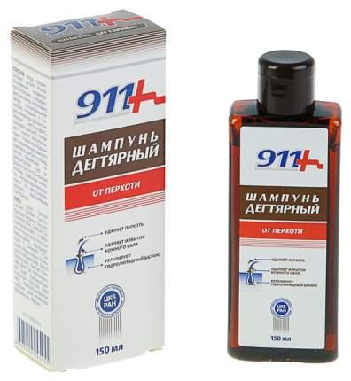 Шампунь 911 дегтярный при себорее псориазе перхоти 150 мл