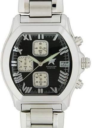 Наручные кварцевые часы Спецназ Профессионал С1000100-OS10