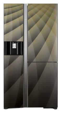 Холодильник Hitachi R-M 702 AGPU4X DIA Brown