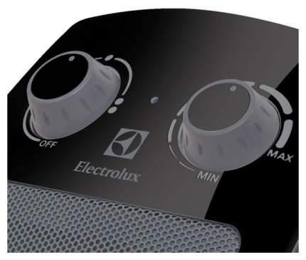 Тепловентилятор керамический Electrolux EFH/C-5115 Black