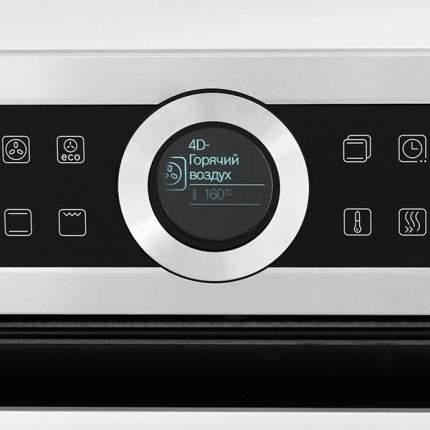Встраиваемый электрический духовой шкаф Bosch HBG632BS1 Silver