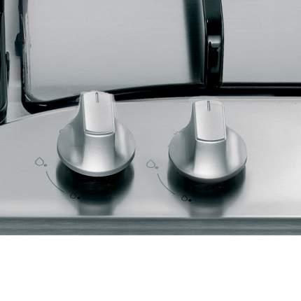 Встраиваемая варочная панель газовая Hotpoint-Ariston 7HPC 640 T X/HA Silver
