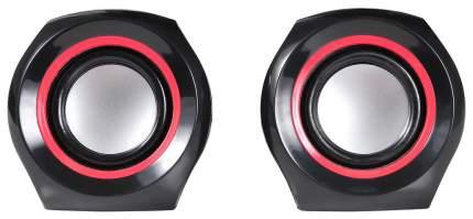Колонки для ноутбука Oklick OK-206 Красный/Черный