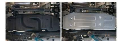 Защита бензобака RIVAL для Toyota (333.9505.1)