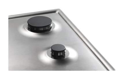Встраиваемая варочная панель газовая Bosch PCP615B90B Silver