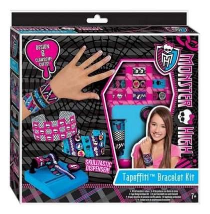 Набор для декорирования Monster High браслетов Школа монстров