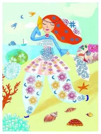 Набор для рисования DJECO Девушки с цветами 8783