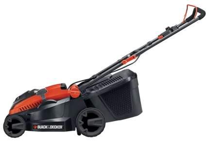 Аккумуляторная газонокосилка Black & Decker CLM3820L1