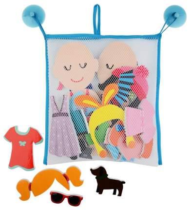 Интерактивная игрушка для купания Barney & Buddy Стикеры для ванны Модные наряды
