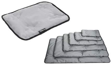Лежанка для собак Дарэлл 50x70x3.5см серый