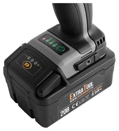 Аккумуляторный заклепочник MESSER EXTRATOOL RV20103