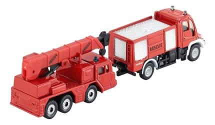 Машина спецслужбы Siku 2 пожарные машины Rescue
