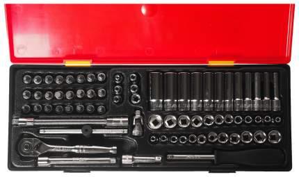 Набор головок JTC JTC-K2731 комбинированный в кейсе 73 предмета