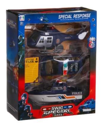 Набор полицейского транспорта Swat Sspecial Shenzhen Toys В50087