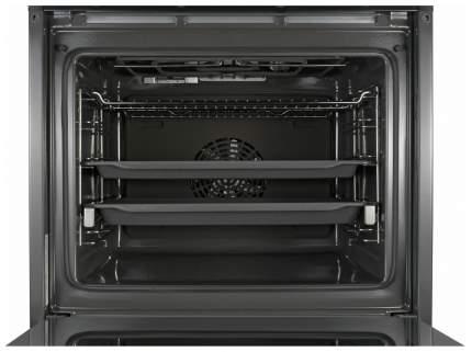 Встраиваемый электрический духовой шкаф Bosch HBG537NS0R Grey/Black