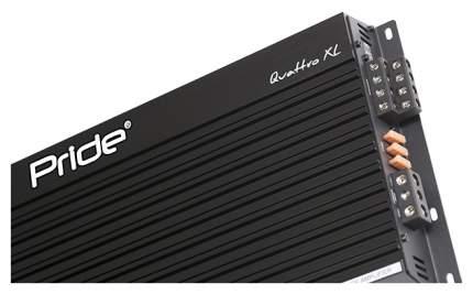 Автомобильный Усилитель Pride Quattro XL Черный