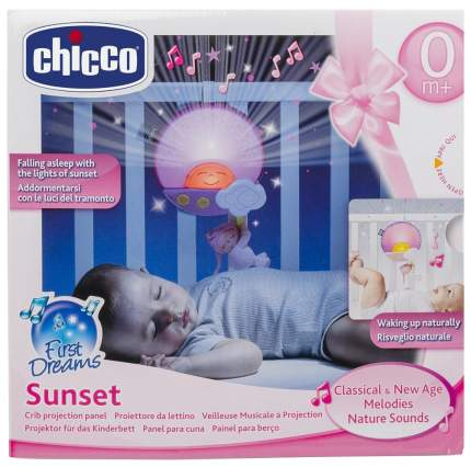 Игрушка-проектор Chicco Закат розовый