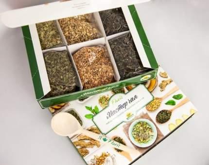 Набор Floris конструктор мастер-чая на основе зеленого чая 140 г