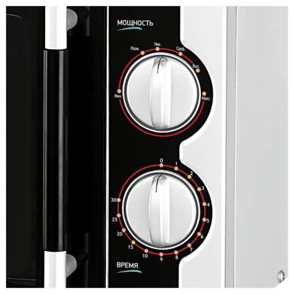 Микроволновая печь соло BBK 20MWS-712M/WB white/black