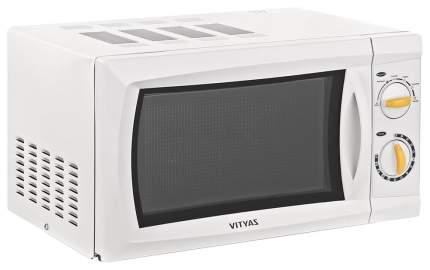 Микроволновая печь соло ВИТЯЗЬ 1378 МП20-700-5 white