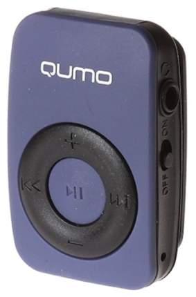 МР3-плеер Qumo Active Темно-синий