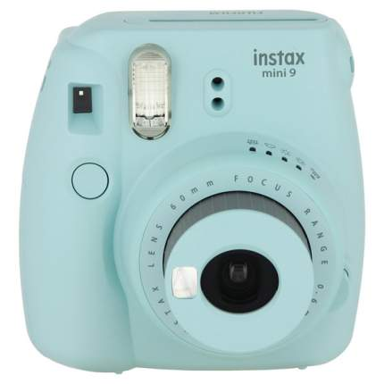 Фотоаппарат моментальной печати Fujifilm INSTAX MINI 9 ICE BLUE SET FEST