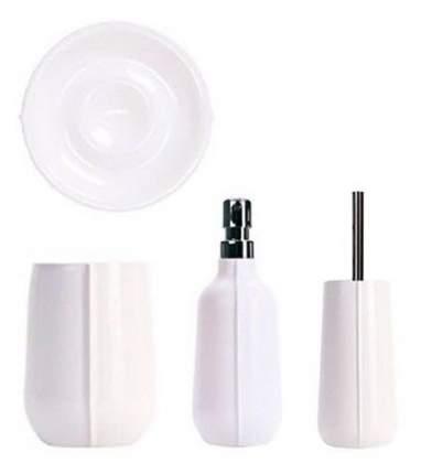 Дозатор для жидкого мыла Spirella Sense Белый глянцевый